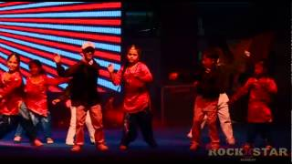 Mitraan de boot || Jazzy b || Kaur B || kids dance performance || Rockstar academy chandigarh