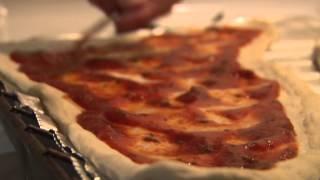 Les pizzas à Simon