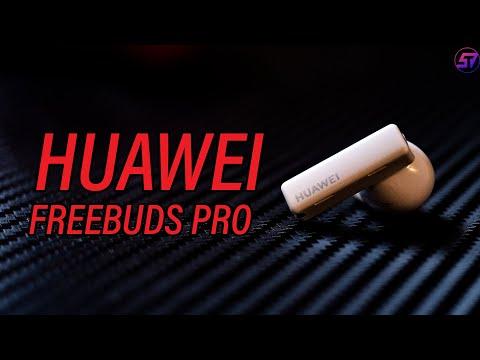 รีวิว หูฟัง Huawei Freebuds Pro   หูฟังเสียงละมุนละไมที่เก่งกาจมากกว่าเก่าจาก Huawei