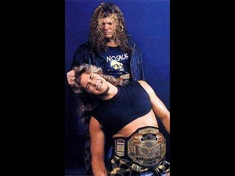 Raven doesn't like the way Stevie Richards Wrestled