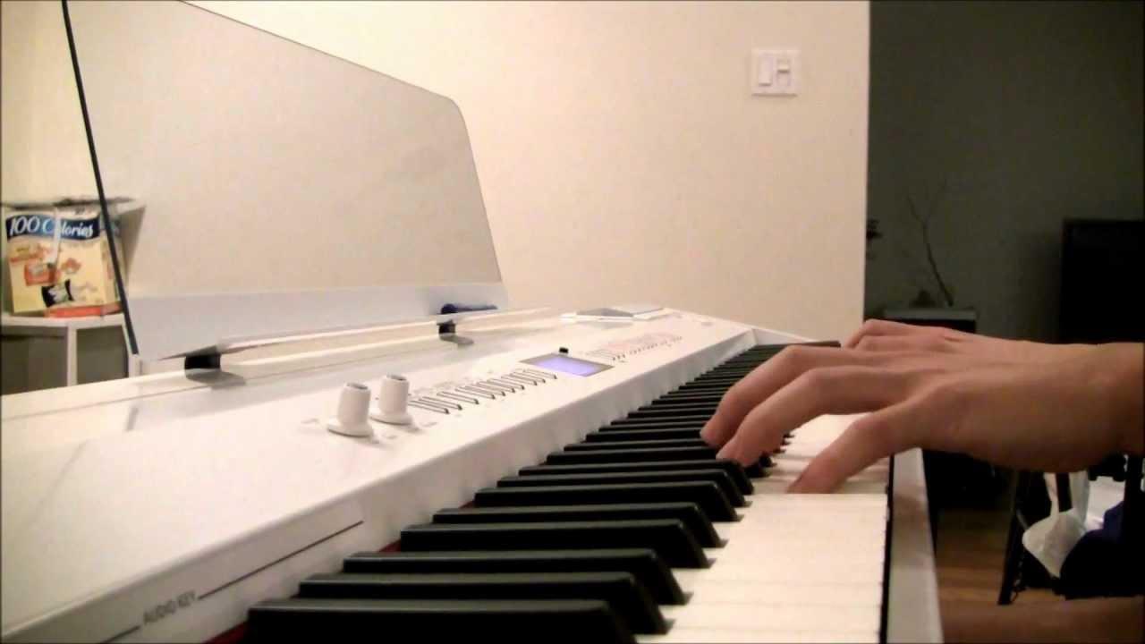 祝君好 (張智霖) | Piano Cover | Theodore Hui