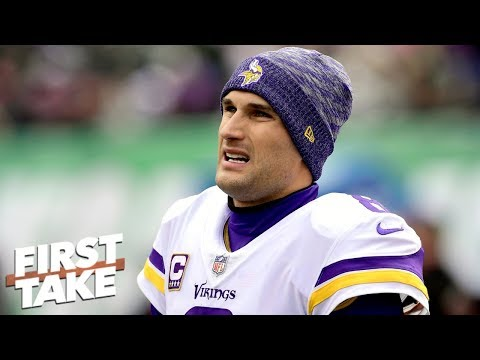 Kirk Cousins is 'not a great franchise quarterback' - Max Kellerman | First Take