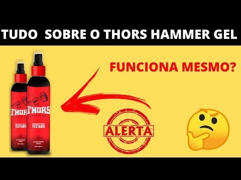 thors hammer gel aumenta mesmo