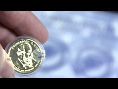 Presidential Dollar Coins 2011