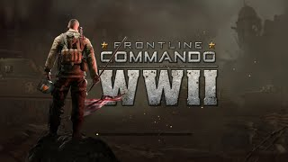 FRONTLINE COMMAND:WWII walkthrough Gameplay - Starting - Android HD