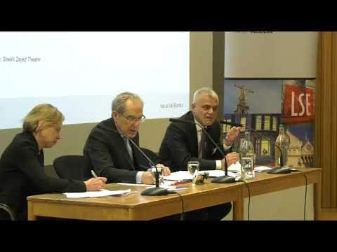 LSE Law and LCIA - Arbitration in London after Brexit? Party Autonomy and Rule of Law