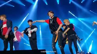 180909 NCT127 'TOUCH' @ Hallyu Pop Fest 2018 Singapore
