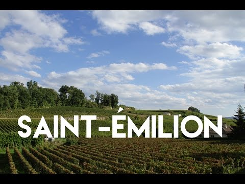 SAINT-ÉMILION, France || Underground Wine Heaven
