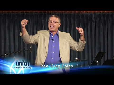 November 8, 2017 | Drop the Banana | Rev. Greg Coles | Unity of Houston