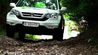 Honda CR-V - Test Drive - Voom.ro