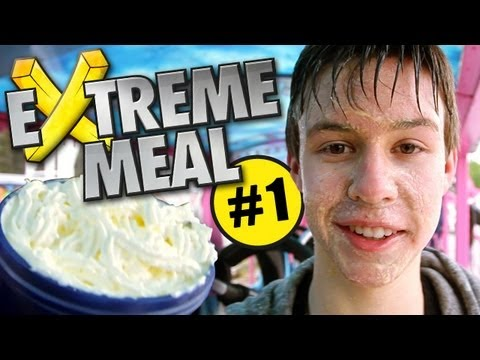 Extreme Meal : Seb La Frite #1