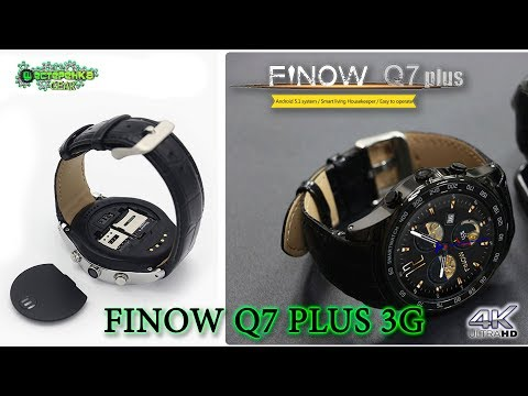 FINOW Q7 vs YYS1 (S1) Android Smartwatches with microSD Support