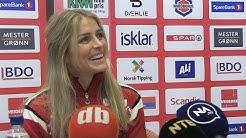 Therese Johaug tilbake i praktslag