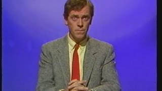 Hugh laurie reads the football results (bbc comic relief)