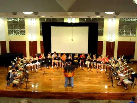 Trombone Choir Under the Sea