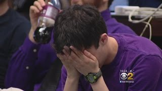 Northwestern Fans Held Out Hope Until Very Last Second