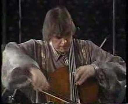 Haydn Cello Concerto in C Major last movement played by Julian Lloyd Webber