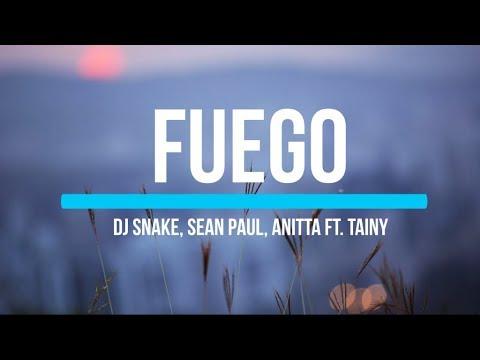 DJ Snake & Sean Paul & Anitta feat. Tainy - Fuego