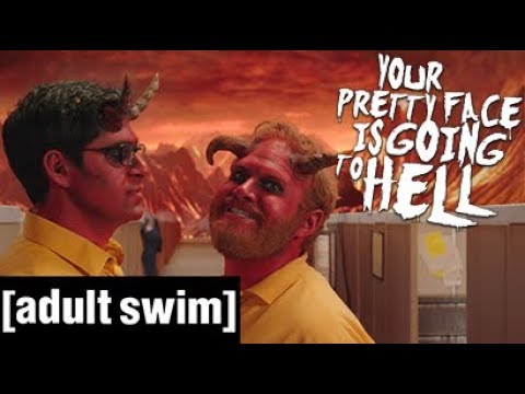 Download Human Centipede   Your Pretty Face is Going to Hell   Adult Swim De
