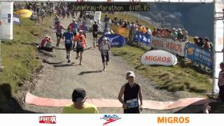 SPORT TRAVEL – ADVENTURE TOURS SWITZERLAND – Zieleilnlauf Jungfrau-Marathon 2011 |