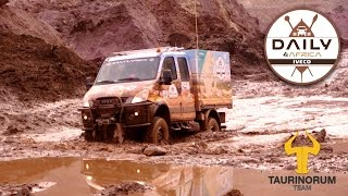 Iveco Daily4Africa Vol.2 - 2014 Africa Adventure with Daily 4x4 by Taurinorum Team