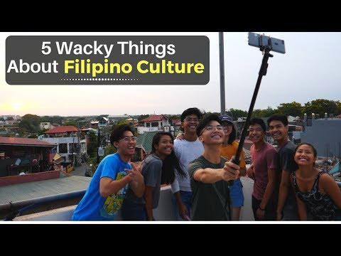 5 Wacky Things About Filipino Culture