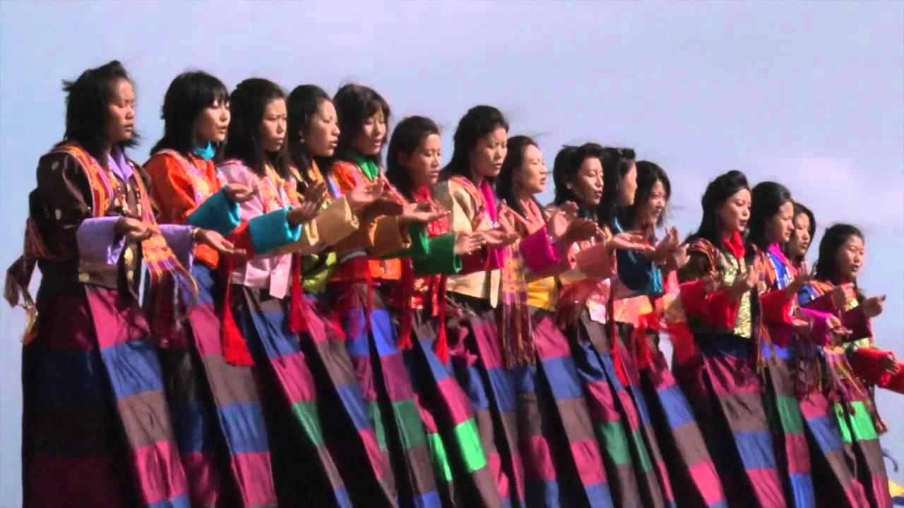 Image result for dance in Bhutan