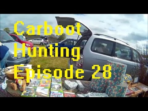 Carboot Hunting Episode 28 - A Cheeky Offer!