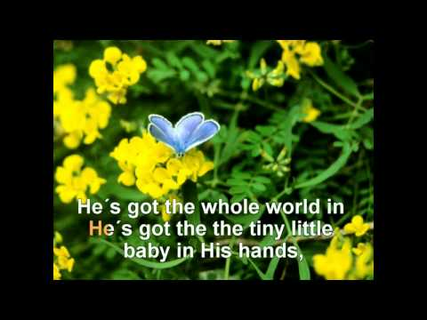 GOSPEL HYMNAL - HE'S GOT THE WHOLE WORLD IN HIS HANDS  G.avi