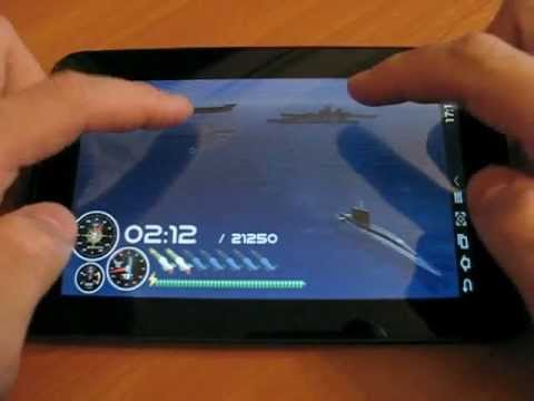 Silent Submarine - naval game for Android