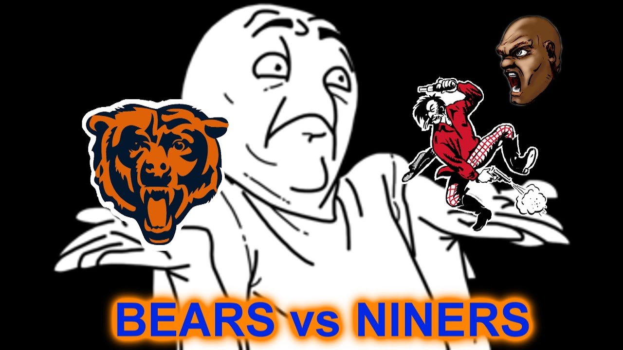 Chicago Bears Vs San Francisco 49ers Official Thread Bodybuilding