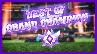 ROAD TO GRAND CHAMPION BEST OF - Rocket League