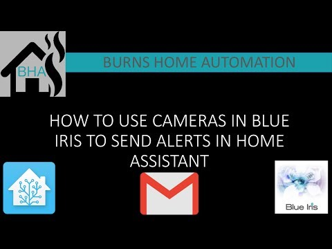 How to use Blue Iris to send SMS alerts from Home Assistant
