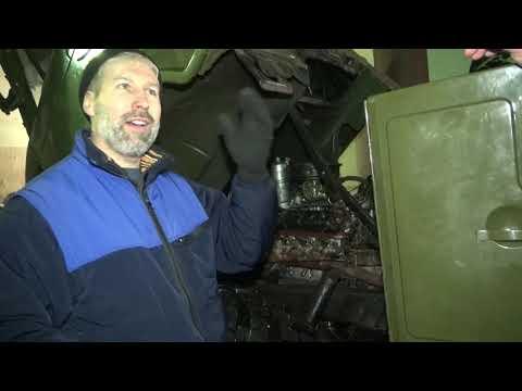 ГАЗ 66 Купили с сохрана. Ремонт. Тюнинг.