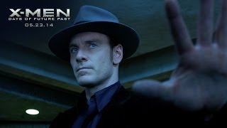 "X-Men: Days of Future Past | ""Magneto"" Power Piece [HD] 