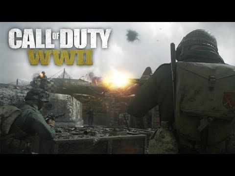 HOJE É DIA DE JOGAR CALL OF DUTY: WORLD WAR 2 NO EI GAMES!