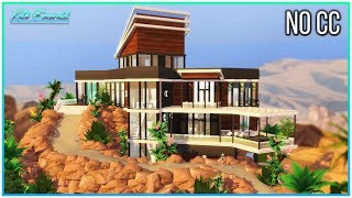 Sims 4 Speed Build - Desert Dream Domicile | Kate Emerald