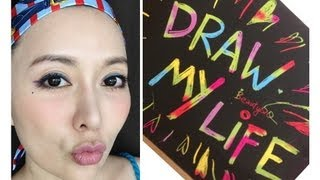 Draw My Life, Doll My Life---BeautyQQ ( English Version)