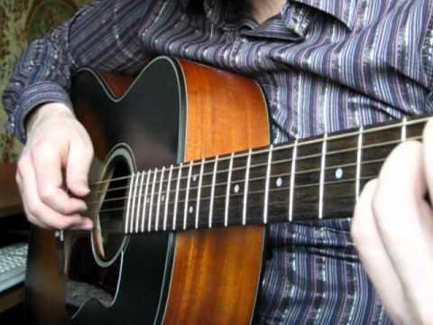 Песня Зеленоглазое такси. Переложение  для гитары. - Неизвестен скачать mp3 и слушать онлайн