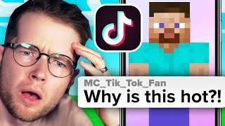 WHY IS THIS A THING?! (Minecraft Tik Tok)