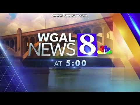 25 Days of News 2017 EXTRA: WGAL News 8 at 5pm open December 5, 2017
