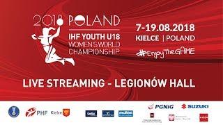 IHF Youth U18 Women