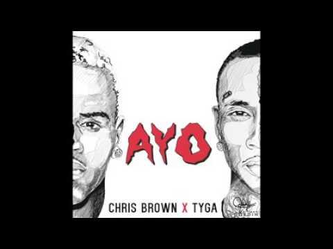 Chris Brown, Tyga (Ayo) Audio