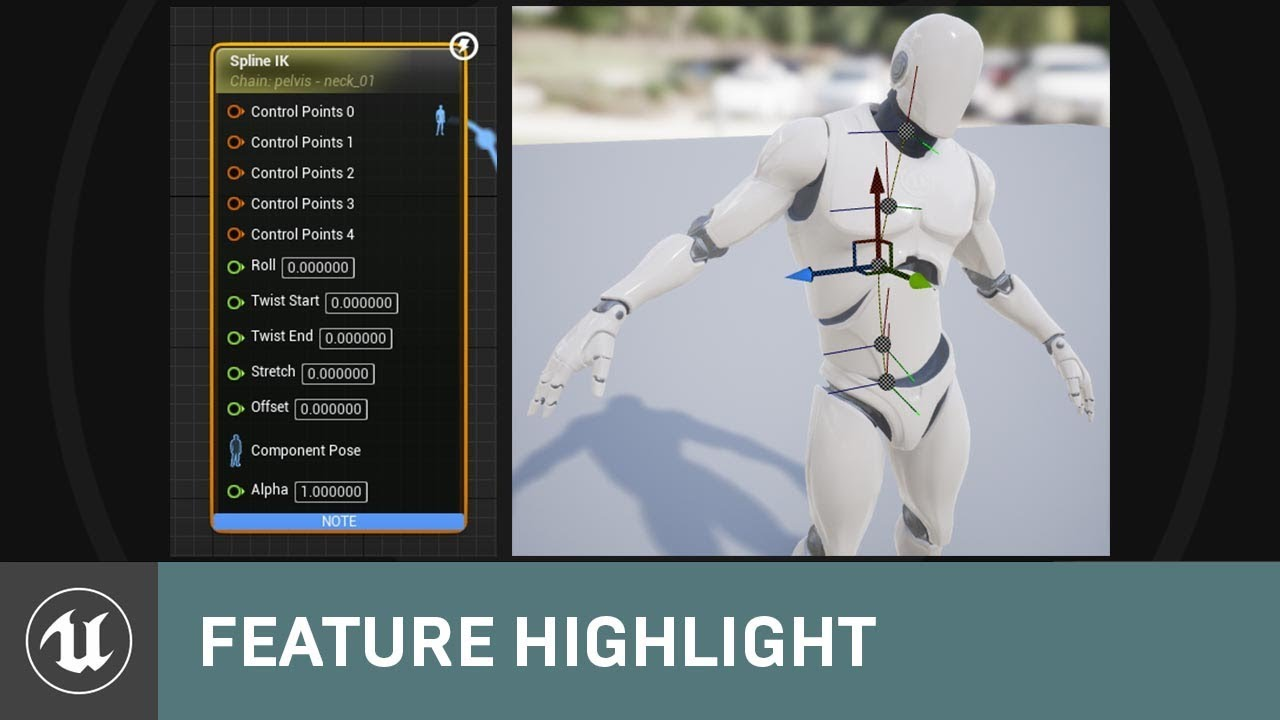 Animation & Physics Updates in 4 17 | Feature Highlight | Unreal Engine