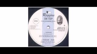 """Eli Emmanuel / Winston Rose - Sadam / Soweto - 10"""" - Reggae On Top"""