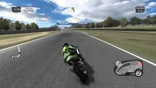 [SBK 2011] Gameplay | Kawasaki ZX-10-R | PC HD