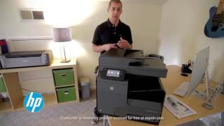 HP OfficeJet Pro X576dw Wireless Multi-function Color Inkjet Business Printer (CN598A)