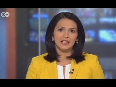 Silvia Cabrera en DW Deutsche Welle Journal, el informativo en español