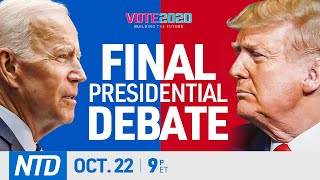Full Debate: Final 2020 presidential debate between Trump and Biden | Vote 2020 | China in Focus