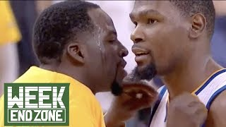 Will Kevin Durant Be The REASON Draymond Green LEAVES The Warriors?! | Weekend Zone